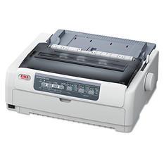 Oki - Microline 620 9-Pin Narrow Carriage Dot Matrix Printer