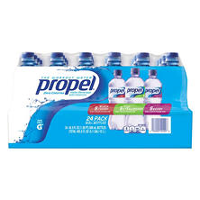 Propel Zero Water Variety Pack (16.9 oz. ea., 24 pk.)