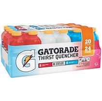 Gatorade Sports Drinks Liberty Variety Pack (20 fl. oz. bottles, 24 ct.)
