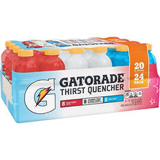 Gatorade Variety Pack , 20 oz. (24 pk.)