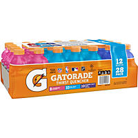 Gatorade Berry Variety Pack (12 oz. bottles, 28 ct.)