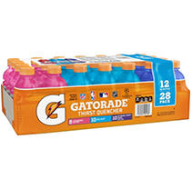 Gatorade Sports Drink Variety Pack (12oz. bottle, 28ct.)