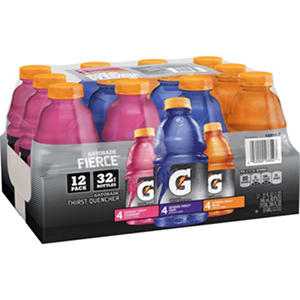 Gatorade Fierce VP (32 oz. bottles, 12 pk.)