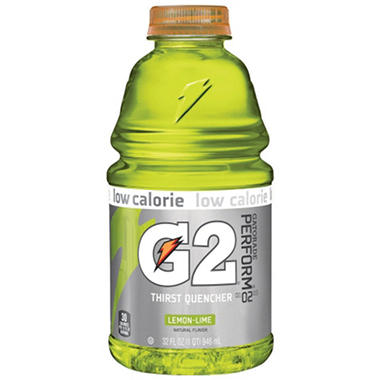 Gatorade - Lemon Lime - 32 oz. bottles - 3 pk.
