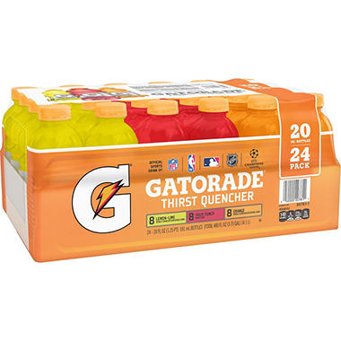 Gatorade� Variety Pack - 24/20 oz. bottles