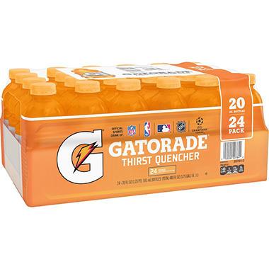 Gatorade® Orange - 24/20 oz. bottles