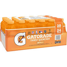 Gatorade® Orange - 24/20 oz. bottles