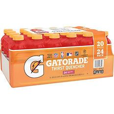 Gatorade Fruit Punch - 20 oz. bottles - 24 pk.