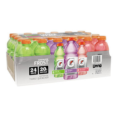 Gatorade™ Rain Variety Pack - 24/20 oz. bottles