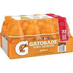 Gatorade® Orange - 12/32 oz. bottles
