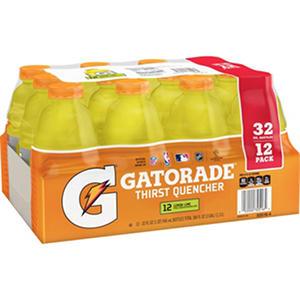 Gatorade Lemon-Lime,32oz. (12pk.)