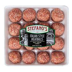 Stefano's Italian-Style Meatballs (2.5 lb.)