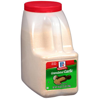 McCormick� Granulated Garlic - 116 oz.