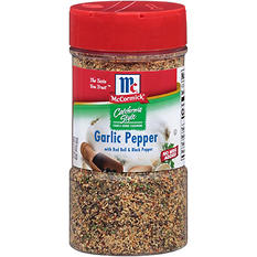 McCormick® California Style Garlic Pepper - 7.5 oz.