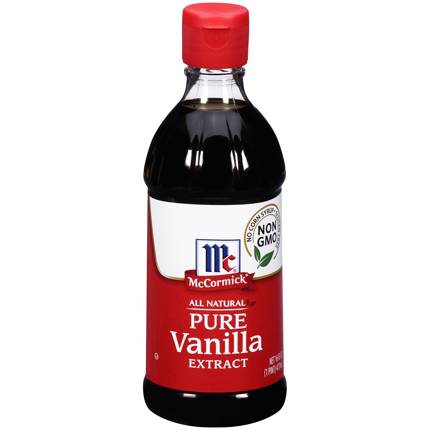 Details about McCormick Pure Vanilla Extract - 16 oz