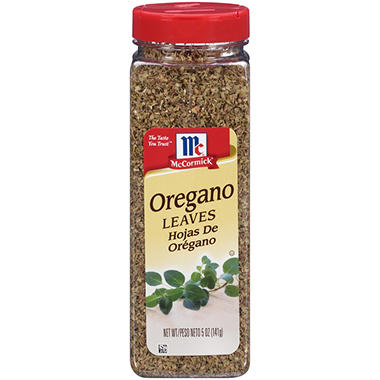 McCormick Oregano Leaves - 5 oz.