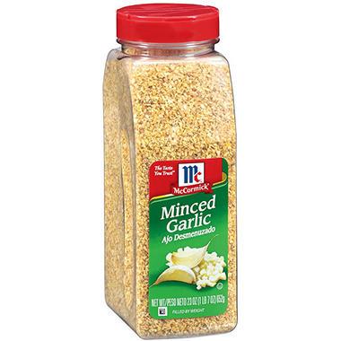 McCormick® Minced Garlic - 23 oz.