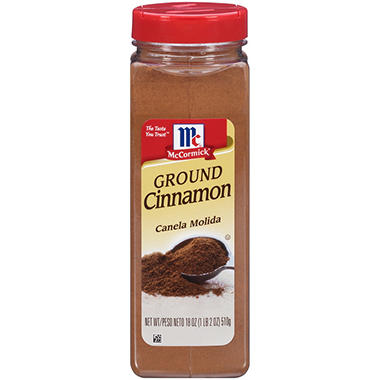McCormick&reg Ground Cinnamon - 18 oz.