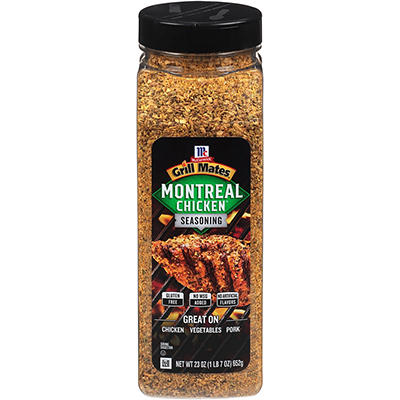 McCormick® Montreal Chicken® Seasoning - 23 oz.