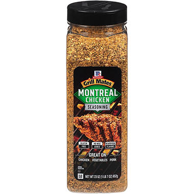 McCormick� Montreal Chicken� Seasoning - 23 oz.
