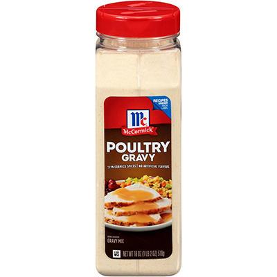 McCormick Poultry Gravy Mix (18 oz.)