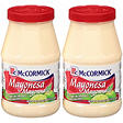 McCormick® Mayonnaise with Lime Juice - 2 pk. - 28 oz.