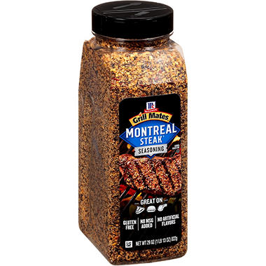McCormick� Grill Mates� Montreal Steak� Seasoning - 29 oz.