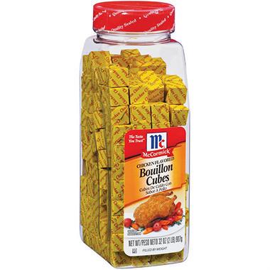 McCormick® Chicken Bouillon Cubes - 32 oz.