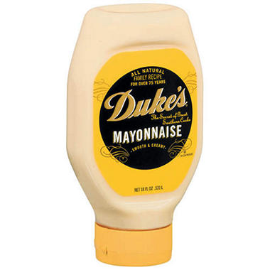 Duke's Mayonnaise - 3/ 18 oz.