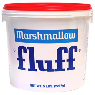 Marshmallow Fluff - 5 lb.