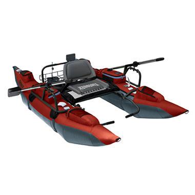 Tieton Ex Pontoon Boat - 9'