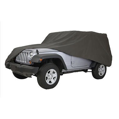 Classic Accessories Jeep Wrangler Cover