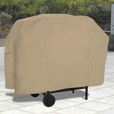 Cart Barbeque Cover - Sand - Large