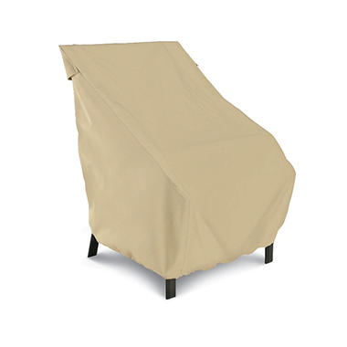 "Patio Chair Cover - Sand - 20"" Backrests"