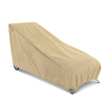 Patio Chaise Cover - Sand