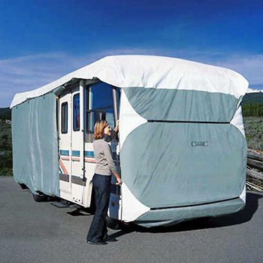 Deluxe RV Cover - Model 6 - 33'-37' RVs