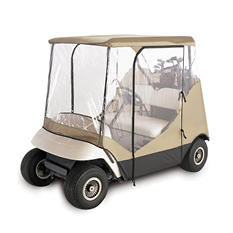 Travel 4-Sided Golf Car Enclosure