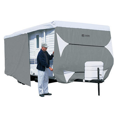 Classic Accessories Travel Trailer Cover -  22' to 24'
