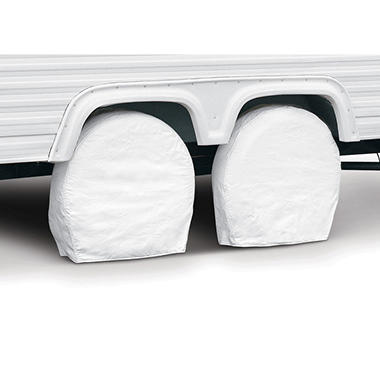 "RV Wheel Covers - 32""-34 1/4"" Wheels"