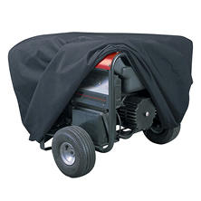 Classic Accessories Generator Cover - Medium - Black