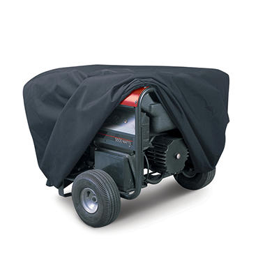 Classic Accessories Generator Cover - Large - Black