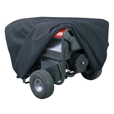 Classic Accessories Generator Cover - X-Large - Black