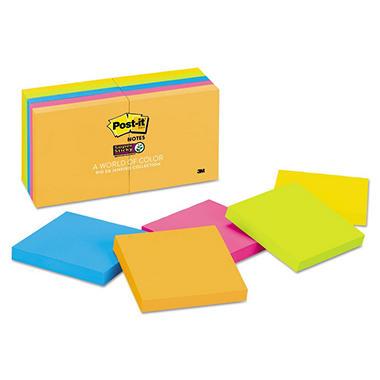 Post-it Super Sticky Notes - 3