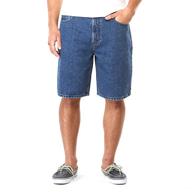 Member's Mark Five Pocket Men's Denim Shorts