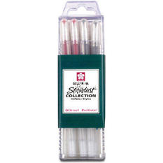 Gelly Roll Stardust Pen Cube Collection 16/Pkg