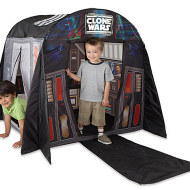 Clone Wars Control Room