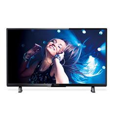 """Magnavox 40"""" Class 1080p Smart LED TV - 40MV336X/F7"""
