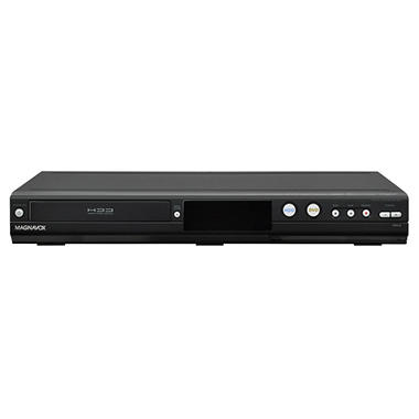 Magnavox HDD DVR and DVD Recorder w/ Digital Tuner