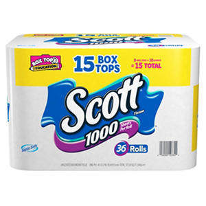 Scott 1000 Bathroom Tissue - 36 ct.