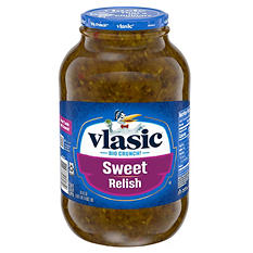 Vlasic Sweet Relish - 62 fl.oz.